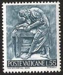 Sellos de Europa - Vaticano -  POSTE VATICANE