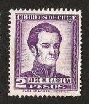 Sellos de America - Chile -  JOSE MIGUEL CARRERA