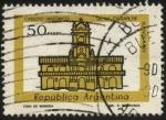 Sellos de America - Argentina -  Cabildo histórico de la ciudad de Buenos Aires.