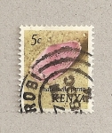 Sellos de Africa - Kenya -  Thaobanella perna