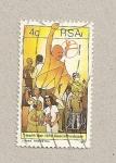 Stamps South Africa -  Año de ña sanidad