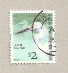 Stamps Hong Kong -  Garceta pequeña