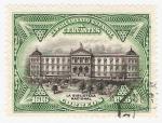 Stamps Europe - Spain -  III Cent. muerte de Cervantes. - Edifil FR11