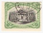 Stamps Spain -  III Cent. muerte de Cervantes. - Edifil FR16