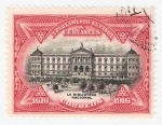 Stamps Europe - Spain -  III Cent. muerte de Cervantes. - Edifil FR15