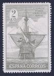 Stamps Spain -  Descubrimiento de América. - Edifil 532