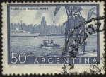 Sellos de America - Argentina -  Puerto de Buenos Aires.