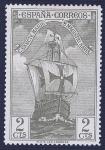 Stamps Spain -  Descubrimiento de América. - Edifil 533