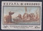 Stamps Spain -  Descubrimiento de América. - Edifil 540