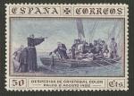 Stamps Spain -  Descubrimiento de América. - Edifil 542