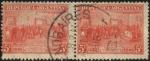 Stamps Argentina -  Centenario de la declaración de la independencia Argentina el 9 de julio de 1816.