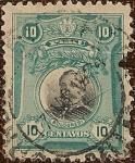 Sellos de America - Per� -  Francisco Bolognesi