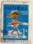 Stamps Guatemala -  Guatemala: feria nacional de primavera de 1960
