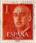 Stamps Spain -  sello español