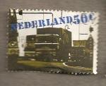 Sellos de Europa - Holanda -  Camiones