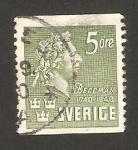 Sellos de Europa - Suecia -  II centº del nacimiento del poeta karl mikael bellman