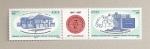Stamps Europe - French Southern and Antarctic Lands -  60 Aniv. de las Expediciones antáticas Francesas