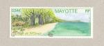 Stamps Africa - Mayotte -  Playa de N'Gouja