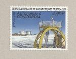 Stamps Europe - French Southern and Antarctic Lands -  Astronomía en la estación Concordia