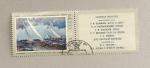 Stamps Russia -  Cuadro de veleros
