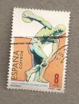 Stamps Spain -  Juegos Olímpicos Los Angeles
