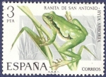 Stamps : Europe : Spain :  Fauna Hispanica
