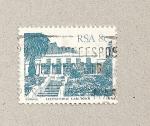 Stamps South Africa -  Palacio de los leones