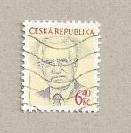 Stamps Czech Republic -  Político