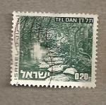 Sellos de Asia - Israel -  Teldan