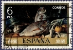 Stamps : Europe : Spain :  Luis Eugenio Menendez     (Bodegones)
