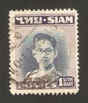 Stamps : Asia : Thailand :  siam - rey bhumibol adulyadej, Rama IX