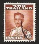 Stamps : Asia : Thailand :  rey bhumibol adulyadej, Rama IX