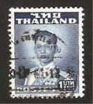 Sellos de Asia - Tailandia -  rey bhumibol adulyadej, Rama IX