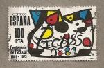 Sellos de Europa - España -  Centenario Picasso