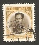 Stamps : Asia : Thailand :  rey rama IX