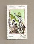 Stamps Italy -  Carnavales de Sartiglia de Oristano