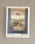 Sellos de Europa - Italia -  Descenso de la cruz