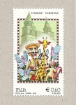 Stamps Italy -  Carnaval Acireale
