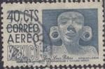 Stamps : America : Mexico :  San Luis de Potosí - Arqueología