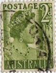 Stamps : Oceania : Australia :  postage australia