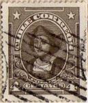Stamps : America : Chile :  Colon
