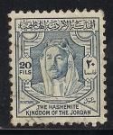 Stamps Asia - Jordan -  Rey Abdullah I de Jordania.