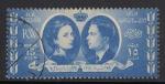 Stamps Asia - Jordan -  Princesa Dina Abdul Hamid y el Rey Hussein I.