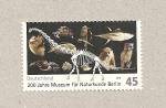 Sellos de Europa - Alemania -  200 a�os museo historia natural de Berl�n