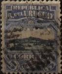Stamps : America : Uruguay :  Montevideo