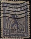 Stamps : America : Uruguay :  A. Nacional Constituyente
