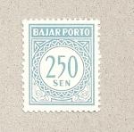 Stamps Indonesia -  Timbre de Servicio
