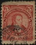 Stamps America - Argentina -  General Bernardino Rivadavia.