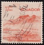 Stamps Ecuador -  SAN PABLO(Provincia de Imbabura)