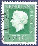 Stamps Netherlands -  NED Básica 75
